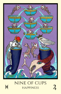 bordered color 9 of Cups small