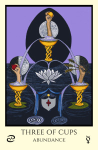 bordered color 3 of Cups