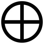 Earth symbol cropped